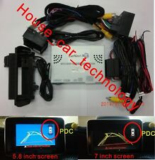 Mercedes PAS+PDC with handle rear view camera C-CLASS(W204) AUDIO20 & NTG4.5