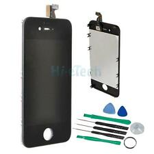 Assembly LCD Touch Screen Digitizer Glass for iPhone 4 GSM Black Replacement