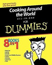 Cooking Around the World All-in-One for Dummies by Heather Dismore, Martin...