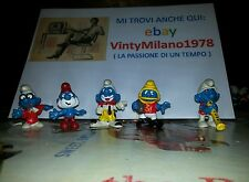 Puffi the smurfs collections anche singoli