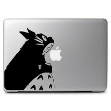 Totoro Eating for Apple Macbook Air Pro Laptop Car Window Vinyl Decal Sticker