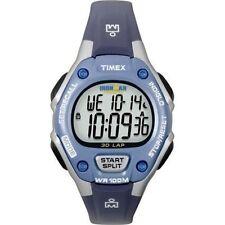 "Timex T5K018, Women's""Ironman"" 30-Lap Resin Watch, Alarm, Indiglo, T5K0189J"