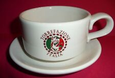 Torrefazione Italia Coffee Cup and Saucer NEW