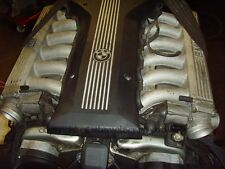 BMW E38 7 series 94-01 complete engine 5.4 V12 M73 V12 engine kit car transplant