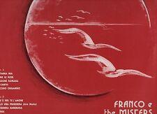 FRANCO e THE MISTERS disco LP 33 giri CHITARRA MIA  made in ITALY