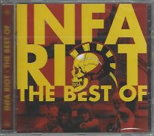 INFA-RIOT - THE BEST OF - (still sealed cd) - WW0052CD