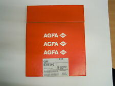 Agfa Curix Ultra UV-G Medical X-Ray film 100NIF 24x30cm EE4L6