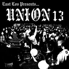 Union 13-East Los Presents, CD, ROCK, molto bene