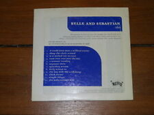 BELLE AND SEBASTIAN THE BOY WITH THE ARAB STRAP RARE PROMO CD OOP ADVANCE