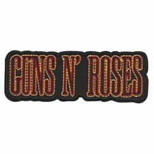 Guns N' Roses Destruction Heavy Metal ROCK BAND Embroidered Iron/Sew On Patch