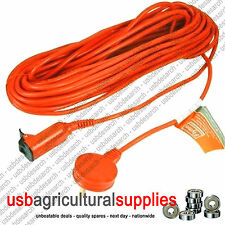 Flymo 15 METRE POWER CABLE TURBO COMPACT VISION FLY102 HOVER GLIDE VENTURER