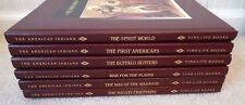 THE AMERICAN INDIANS Lot/Set of 6 from Time-Life Series, Native Americans