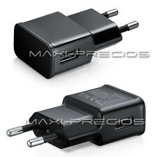 CARGADOR 2A 2000MAH RED CASA PARED USB SAMSUNG GALAXY S2 DUOS 2 NEGRO