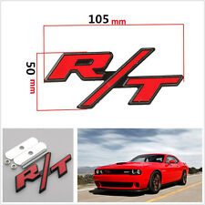 R/T RT Front Grille Clip On Emblem Nameplate Mopar for 2011-2014 Dodge Charger