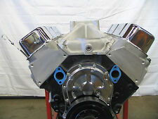 COMPLETE 454 468 CHEVY CRATE ENGINE ALUMINUM HEADS 545HP HUGE TORQUE