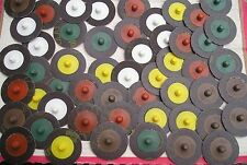 (xxe) what a Bargain, a selection of 3M Roloc grinding discs in 50mm size