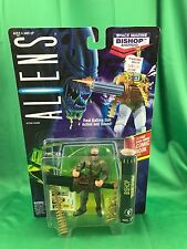 (NIB) Aliens Action Figure Space Marine Bishop Android /By Kenner/1992