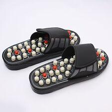 Womens Acupressure Acupuncture Massage Slipper Shoes Feet Sole Massager Sandal B