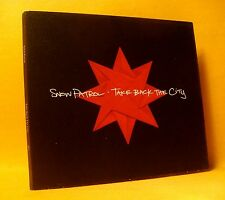 NEW PROMO MAXI Single CD Snow Patrol Take Back The City 1TR 2008 Indie Rock