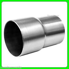 45mm to 51mm Steel Standard Exhaust Reducer [SWUXR1] Connector Pipe Tube