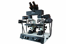 Forensic Image Comparison Metallurgical Biological Detective Microscope