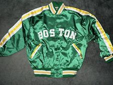 Mitchell & Ness 1956 Bill Russell throwback satin jacket retail 350$
