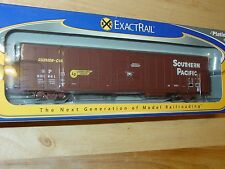 SOUTHERN PACIFIC PC&F 62' Insulated Box Car SP691661 Beer Car ExactRail Platinum