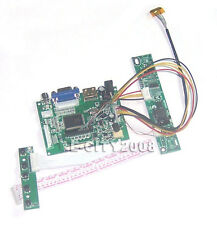 HDMI+DVI+VGA+Audio Controller Board Driver Kit for IPAD 2 lcd panel LP097X02