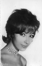 BD380 Carte Photo vintage card RPPC Femme woman Dany Saval