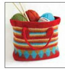 felt shopping bag knitting pattern 99p