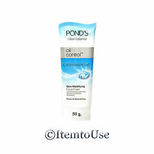 Pond's Clear Balance Oil Control Skin Mattifying Facial Foam Wash 50 grams