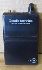 AUDIO-Technica m2r UHF STEREO Reciever 832 ~ 865mhz Wireless in-ear monitor