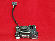 "Apple MacBook Air 13"" A1466 EARLY 2014 Audio Power DC JACK IO Board USB"