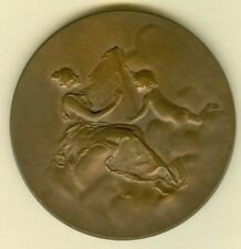 1900 French Medal Issued to Commemorate the Paris Mint, by Daniel Dupuis / M59