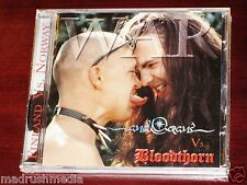And Oceans vs. Bloodthorn: War Vol. I Split CD 1998 Season Of Mist SOM 011 NEW