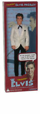 "Elvis Presley Talking 12"" Figures Doll White Suit"