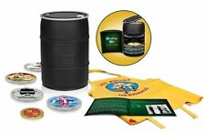 Breaking Bad: The Complete Series - Limited Edition Barrel w/Bonus (Blu-Ray)-NEW