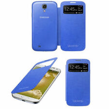 Slim S-VIEW Flip Smart Battery Case Cover For Samsung GALAXY S4 I9500 I9505 NEW