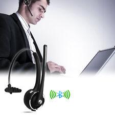4.0 Wireless Bluetooth Headset Earphones Headphones Microphone Rechargeable