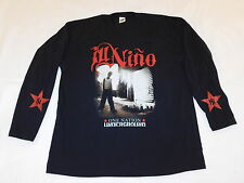 ILL NINO - One Nation Underground Tour 2006 Band Longsleeve L NEU