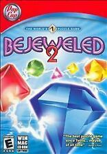 Bejeweled 2 (Windows/Mac, 2007) CD-ROM Computer Game Software Rated E by Pop Cap