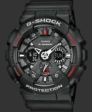 Casio G-Shock Watch GA120-1A Warranty Express Post RRP $269