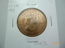 Mauritius 5 Cents coin 1978