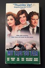 My Life So Far (VHS 1999)  Colin Firth, Rosemary Harris, Coming of Age, Scotland
