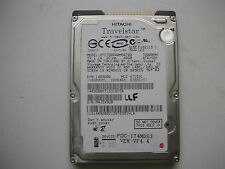 "Hitachi Travelstar 40gb HTE726040M9AT00 320 08K1833 01 2,5"" IDE"
