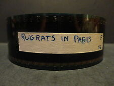 RUGRATS in PARIS  35mm Trailer, Movie,  Cells  FLAT  2 minutes  USED
