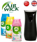 Airwick Air Wick Freshmatic Automatic Spray Machine 3x Fragrances Refills 250ml