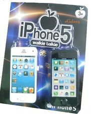 iPhone 5 Battery Operated Walkie Talkie Set Radio Control With Antenna Toy