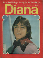 Diana Magazine No. 537 2 June 1973   David Cassidy   Brian Connolly of The Sweet