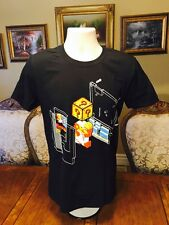 Nerd Block Exclusive T-Shirt XL Classic Super Mario Plumber Bros Shirtpunch